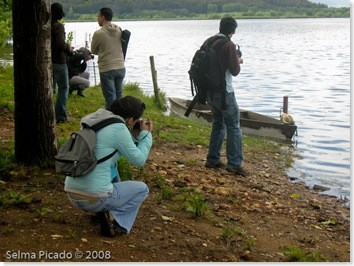 raid Fotográfico Margens da Pateira 2008.05.25