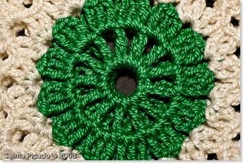 Pegador em Crochet 2