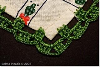 Barrado em Crochet 2