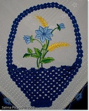 Barrado em Crochet 4