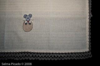 Barrado em Crochet 5