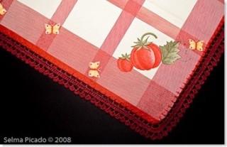 Barrado em Crochet 3