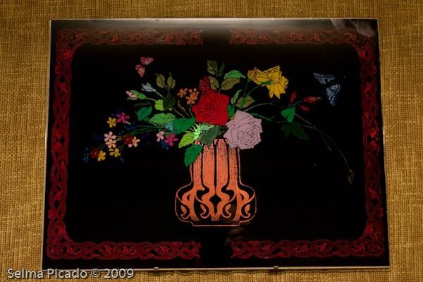 Quadro - Vaso de Flores